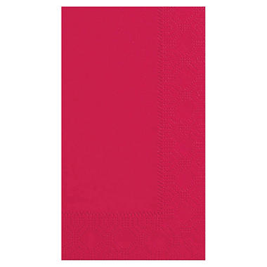 Hoffmaster Dinner Napkins - Red - 1000 ct.