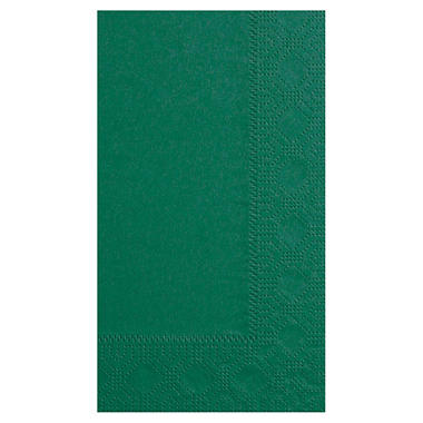 Hoffmaster Dinner Napkins - Hunter Green - 1000 ct.