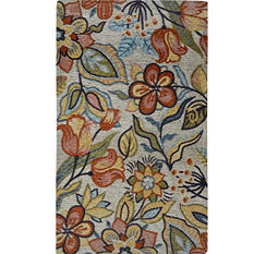 Cloudwalk Woven Tapestry Rug with Orthopedic Foam - Various Patterns