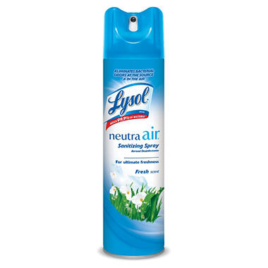 Lysol Neutra Air Fresh Scent, 10 oz.