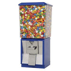Northwestern Super 60 Candy Machine - Blue