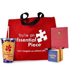 Baudville Essential Piece Gift Set, 4 Pack