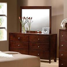 Alexa Dresser & Mirror