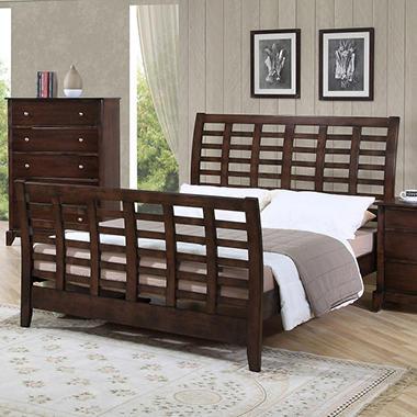 Lancaster Bed - King