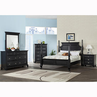 Brinley Bedroom by Lauren Wells - King - 4 pc.