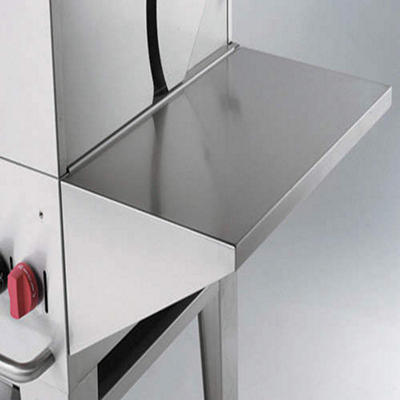 End Shelf For Crown Verity Grills & Fryers