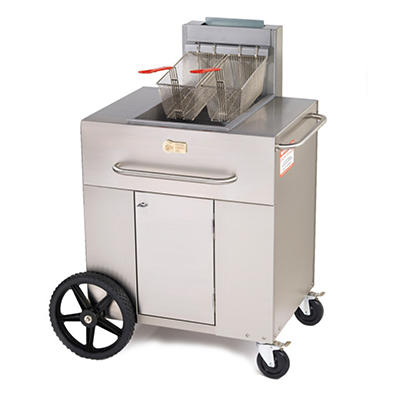 Portable Outdoor Fryer