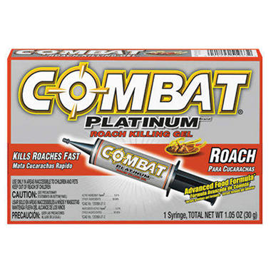 Combat Roach Killer Ge - 12/30