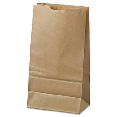 #6 Natural Paper Bag - 500 ct.