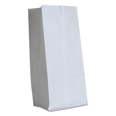 #16 White Paper Bags (500 ct.)