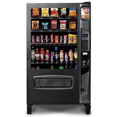 Selectivend 5 Wide Dual Zone Vending Machine