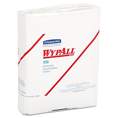 WypAll X50 Wiper - 832 count