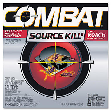 Combat Source Kill Large Roach Bait Station
