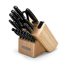 KitchenAid 16-Piece Triple Riveted Cutlery Set