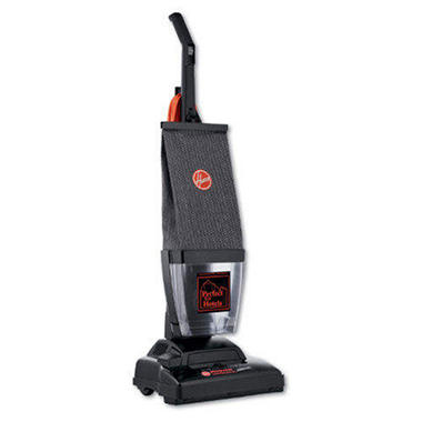 Hoover� Commercial Lightweight Bagless Upright Vacuum