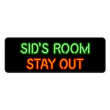 Neon Sign - Two Lines - Customizable