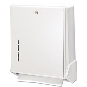 San Jamar True-Fold, C-Fold, & Multi-Fold Towel Dispenser