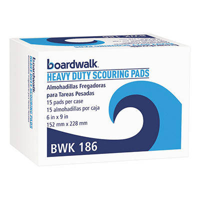 Heavy-Duty Scour Pad - 15 ct.