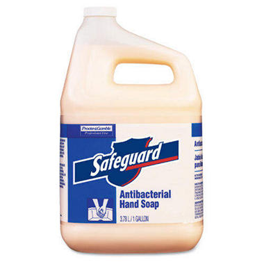 Safeguard Antibacterial Hand Soap - 1 gal. - 2 bottles