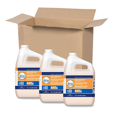 Febreze Fabric Refresher/Odor Eliminator - 1gal - 3 ct.