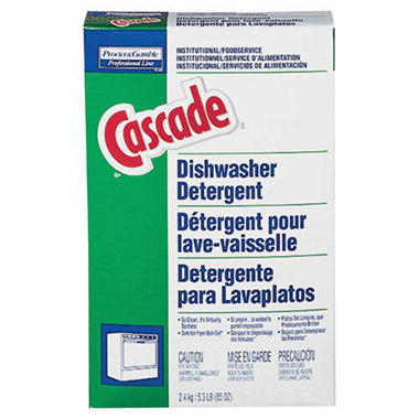Cascade Auto Dishwasher Detergent, 85 oz. - 6 boxes