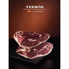 Fermin 100% Iberico Acorn-Fed Ham, Boneless, 48 months (10-11 lb.)