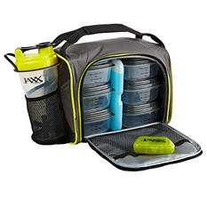 Jaxx FitPak with Portion-Control Containers & Leak-Proof Containers