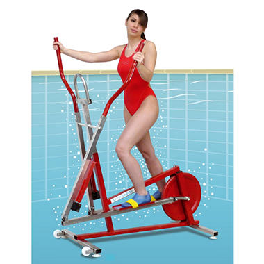Mano Pro Aquatic Elliptical Machine