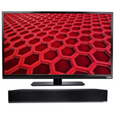 "VIZIO 32"" LED HDTV w/ 29"" High Definition Soundbar"