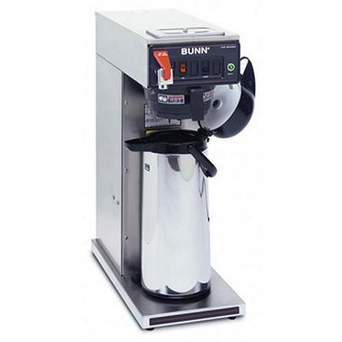 Bunn® Single Airpot Coffee Brewer
