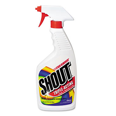 Shout Stain Remover - 22oz. - 12 ct.