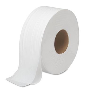 Boardwalk JRT Toilet Paper - 12 Rolls