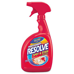 Professional Resolve Spot & Stain Carpet Cleaner 32 oz.