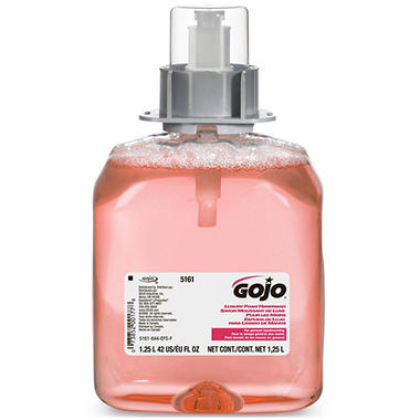 GOJO� FMX-12? Luxury Foam Handwash Refill - 1250 mL