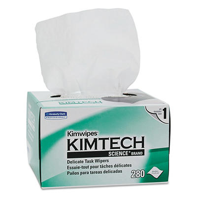 Kimtech Science Kimwipes Delicate Task Wipers - 30 boxes - 280 ct. each