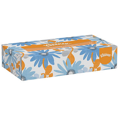 Kleenex Facial Tissue - 48 boxes - 125 ct. each
