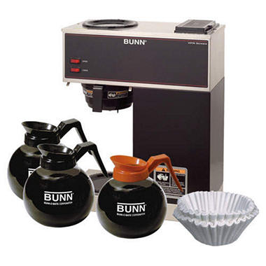 Bunn® Small Office Coffee Brewer Package