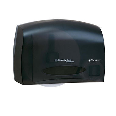 Kimberly Clark Professional Coreless Jumbo Roll Bath Tissue Dispenser