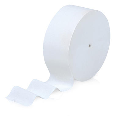 Scott Coreless Jumbo Roll Bath Tissue - 12 rolls - 1150 ft. each