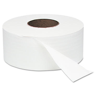 "Windsoft - Jumbo Bath Tissue, 9"", 2-Ply, 1,000 ft - 12 Rolls"