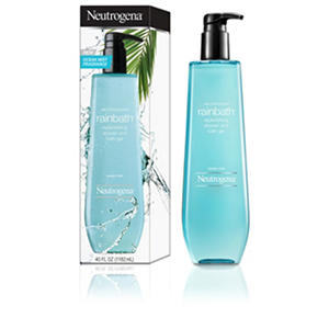 Neutrogena Rainbath Refreshing Shower Gel, Ocean Mist (40 oz.)