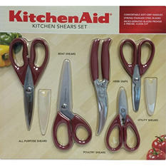 KitchenAid 5-Piece Shear Set - Assorted Colors