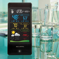 AcuRite Color Weather Station with Forecast / Temperature / Humidity