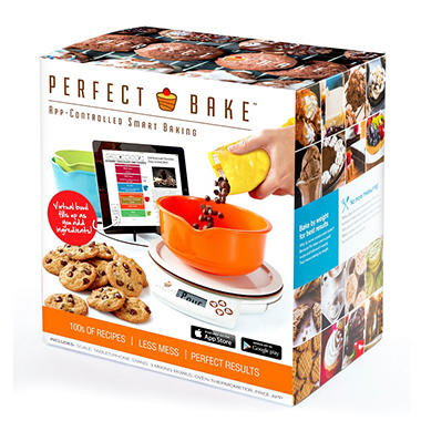 Perfect bake smart scale app sam 39 s club for Perfect pro smart scale
