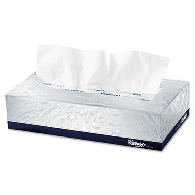Kleenex Pop-Up Facial Tissue - 125 ct.