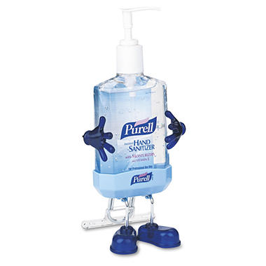 Purell® Pal Instant Hand Sanitizer - 8oz.