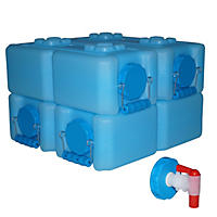 WaterBrick Storage Container (3.5 gallon, 4 pk.)