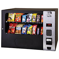 14-Snack Electronic Vending Machine with Validator