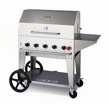 "36"" Stainless Steel Natural Gas Grill"