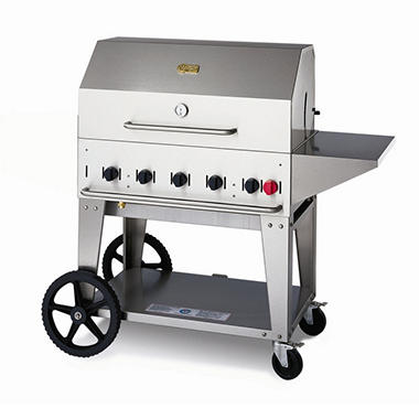 "36"" Stainless Steel Propane Gas Grill"